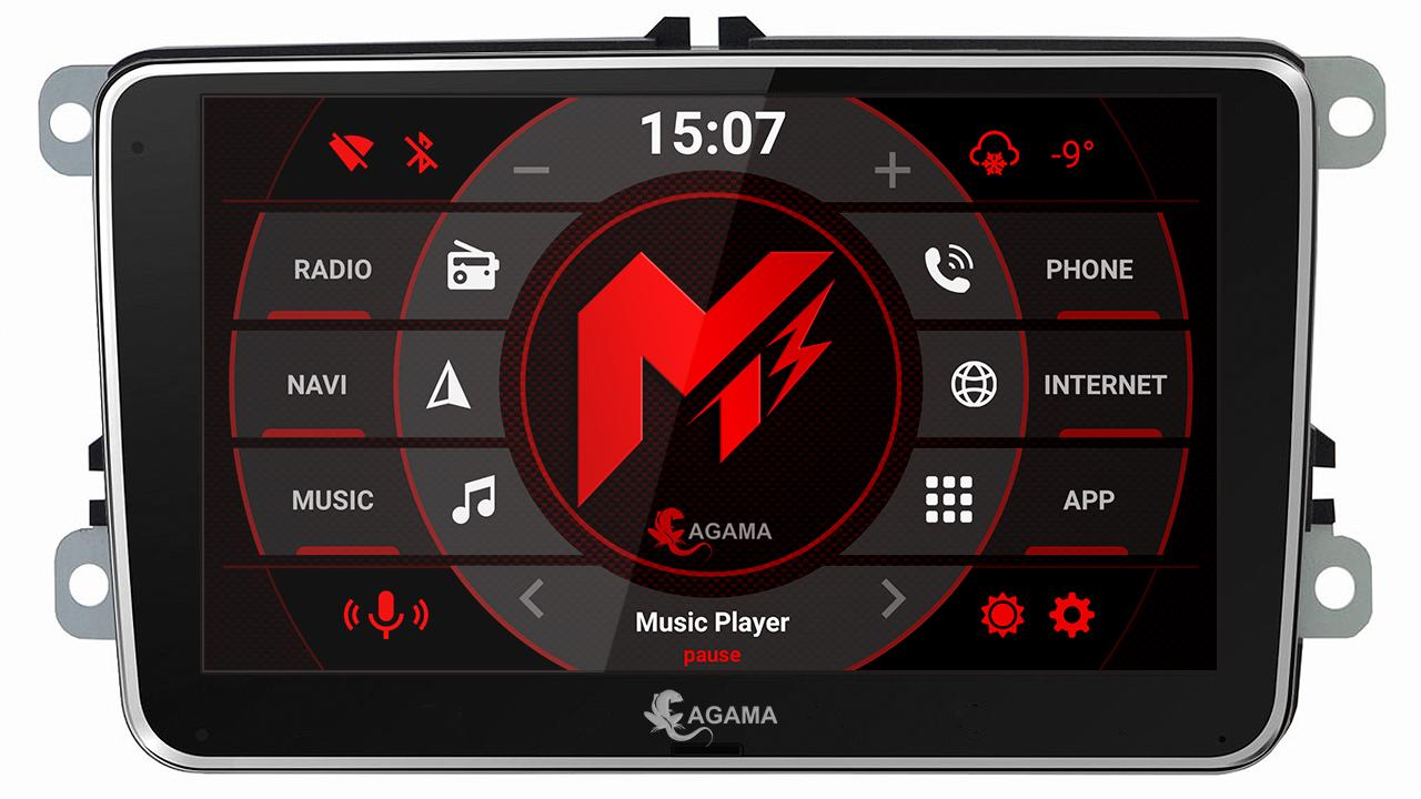 Screenshot Car Launcher AGAMA APK