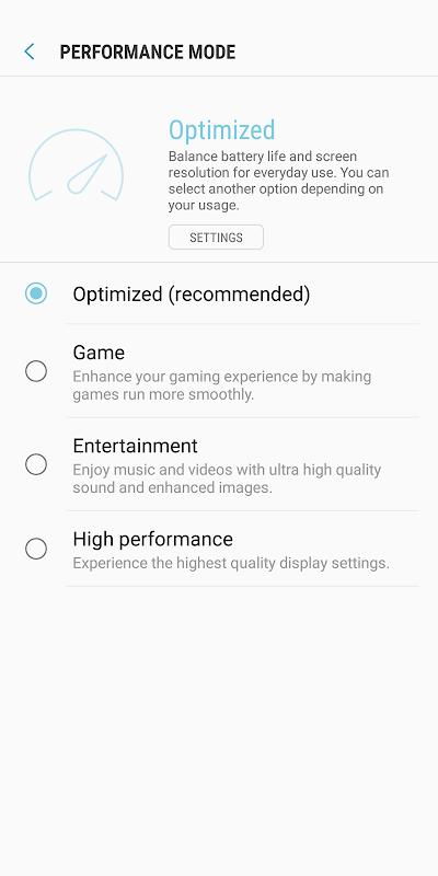 Screenshot Device Maintenance APK