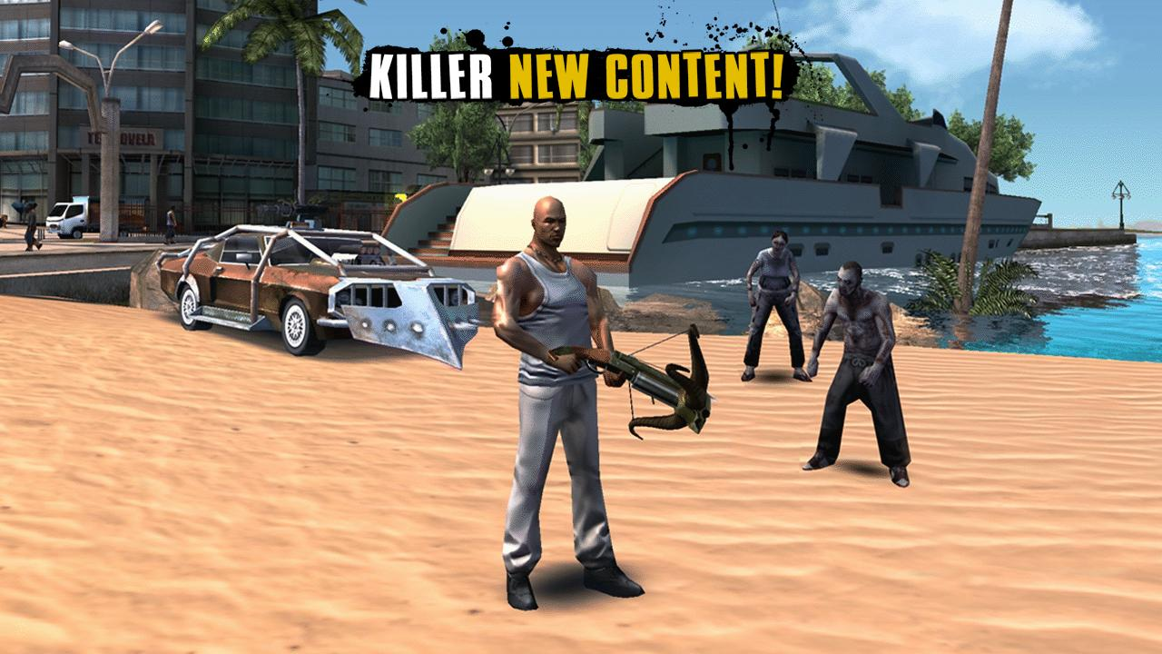Gangstar Rio: City of Saints The App Store