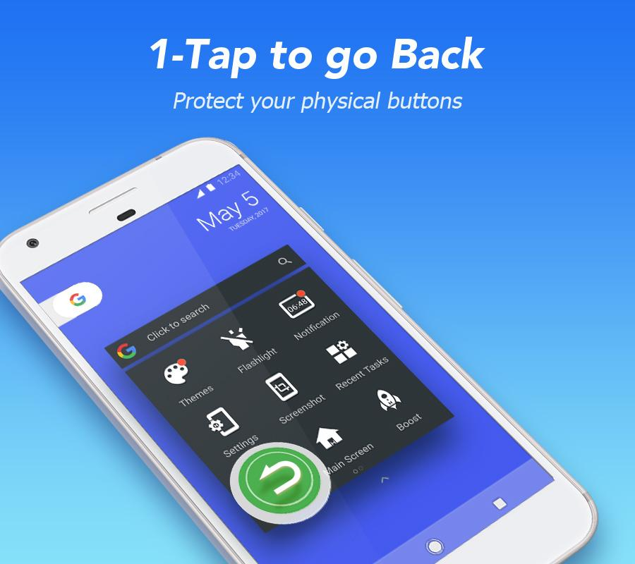 Screenshot EasyTouch - Assistive Touch for Android APK