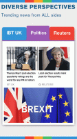 SmartNews: World News & Breaking News Stories Screen