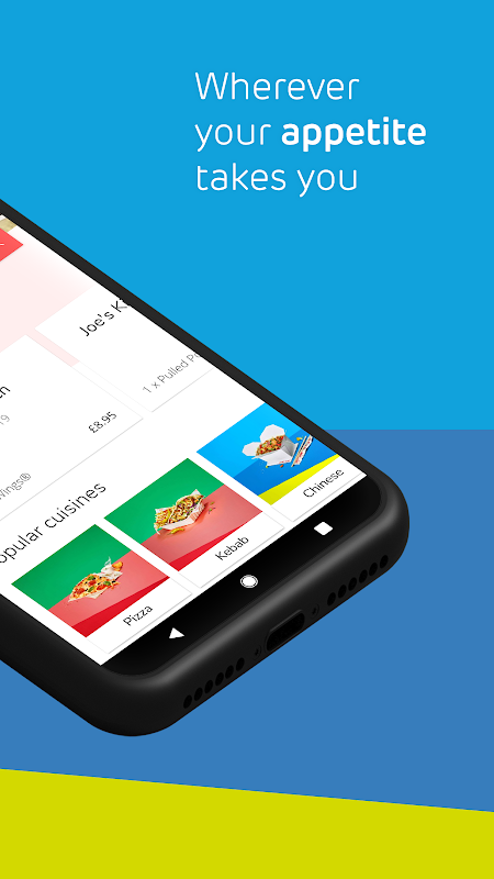 Just Eat - Takeaway delivery The App Store android Code Lads