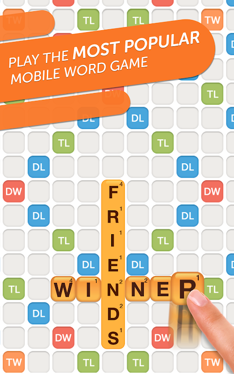 Screenshot Words With Friends 2 - Word Game APK