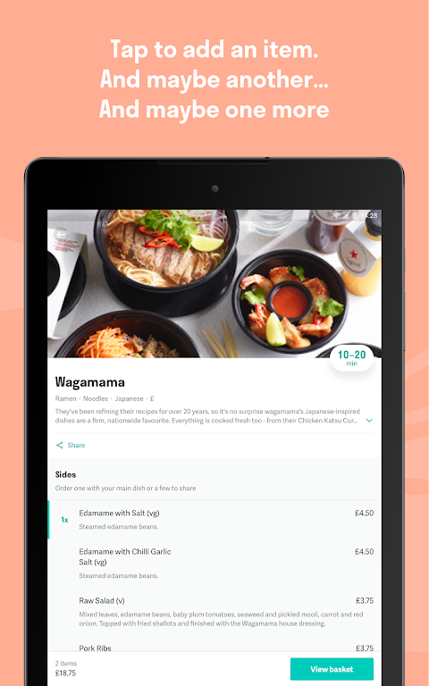 Deliveroo: Food Delivery The App Store android Code Lads