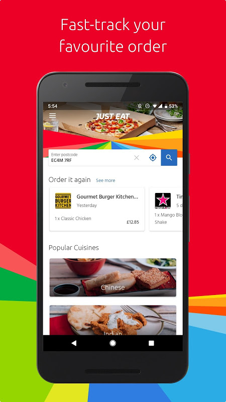 Just Eat - Takeaway delivery The App Store