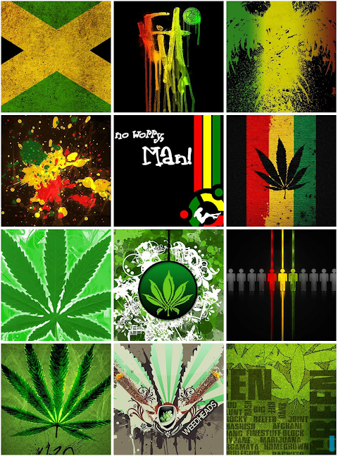 Screenshot Rasta Wallpapers APK