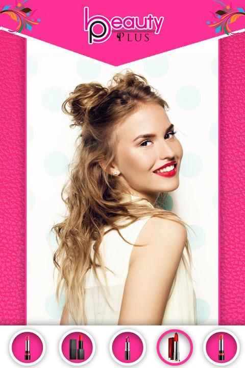 Screenshot Beauty Plus Face Maker: Insta Beauty APK