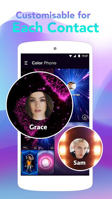 Color Call - Caller Screen, LED Call Flash The App Store
