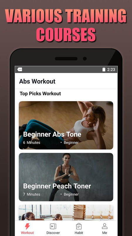 Abs Workout - Home Workout, Tabata, HIIT The App Store
