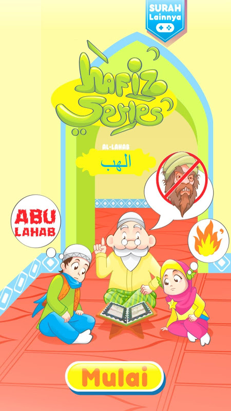 Screenshot Hafiz Series : Al Lahab APK