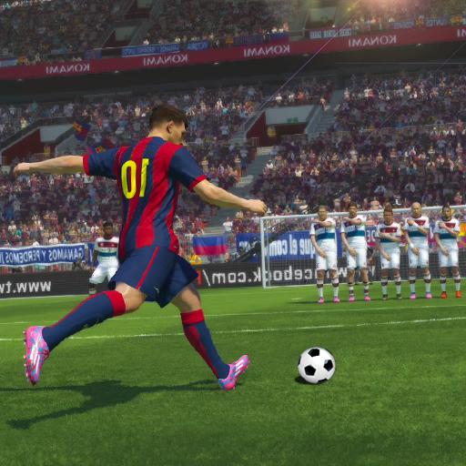 Flick Soccer League : Football Shoot Kick