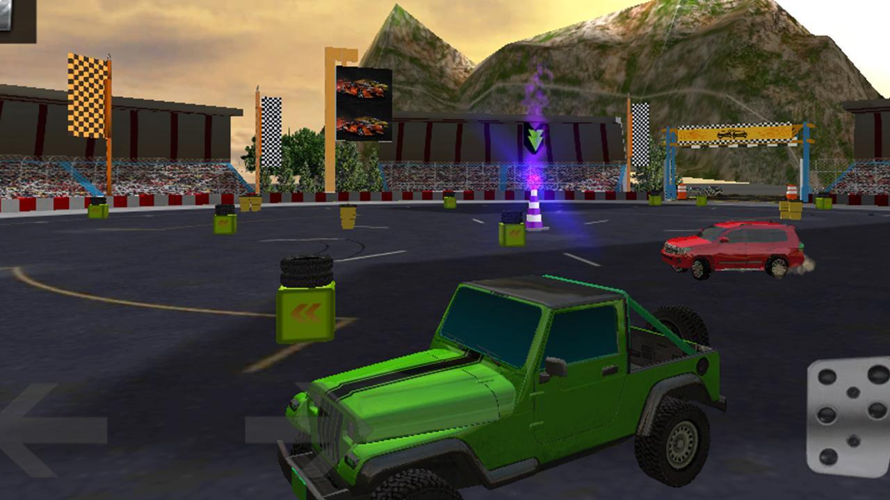 Screenshot Car Simulator Driving 3D APK