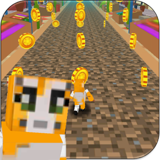 Talking Cat Gold Run 2