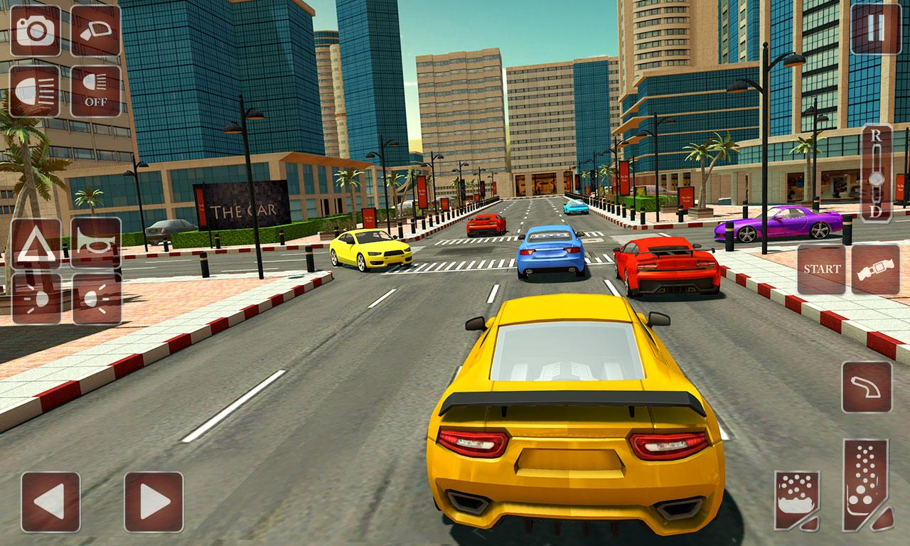 Screenshot Car Driving School 2018 APK