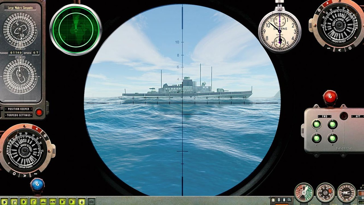 Screenshot Russian Submarine - Navy Battle Cruiser Combat APK