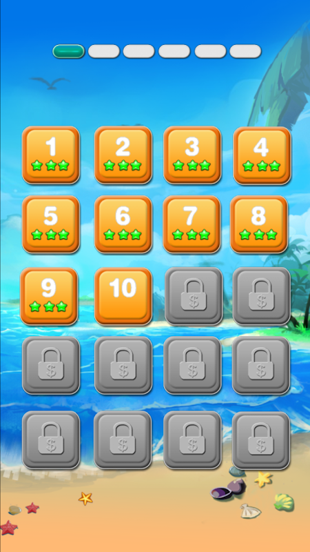 Screenshot Fruit Splash 2 APK