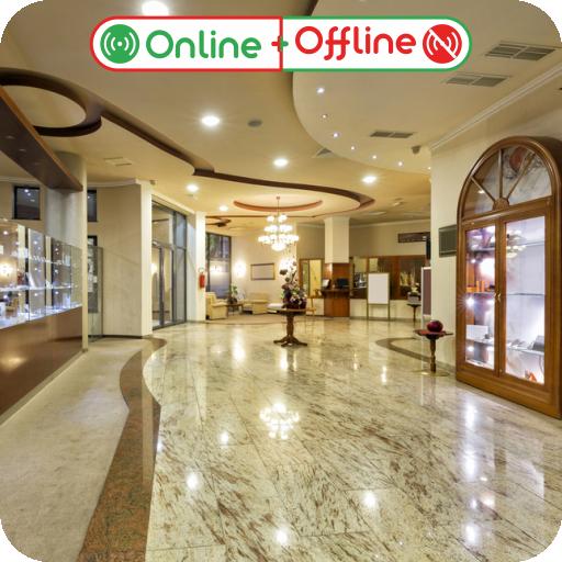 Floor design (marble)