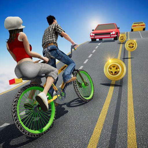 Bike Parkour Simulator