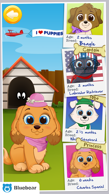 Screenshot Puppy Doctor APK