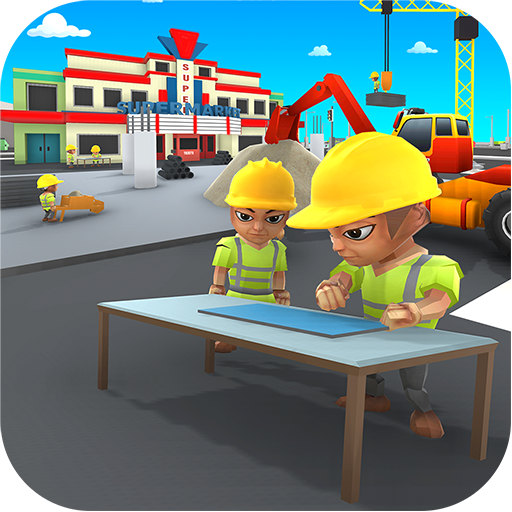 Super Market Construction New Building Game