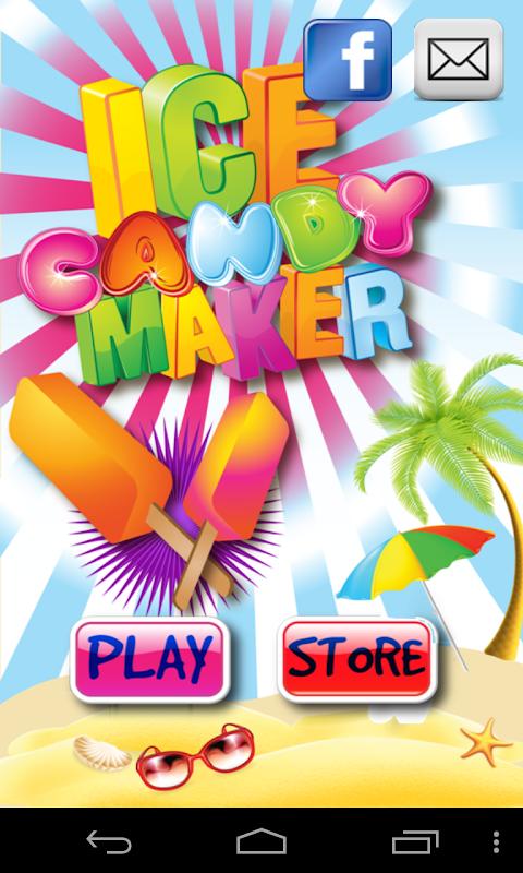 Screenshot Ice Candy Maker APK