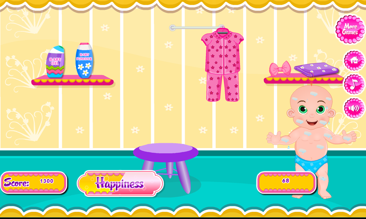 Screenshot Baby Emily Care Day APK