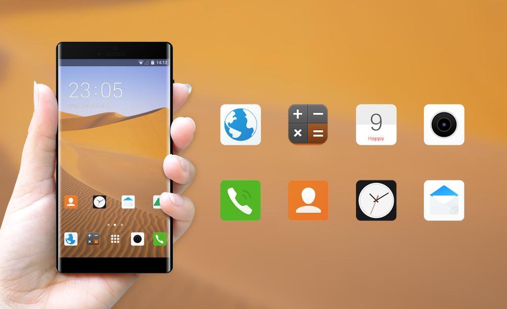 Screenshot Theme for Vivo Y53 APK