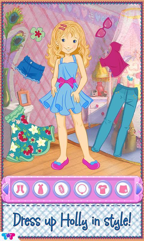 Screenshot Holly Hobbie & Friends Party APK