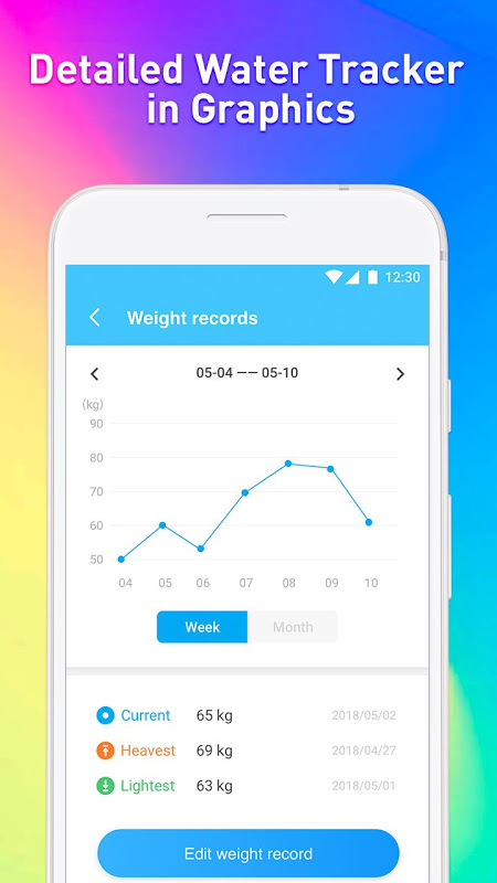 Drink Water Reminder – Water Diet Tracker & Alarm The App Store android Code Lads