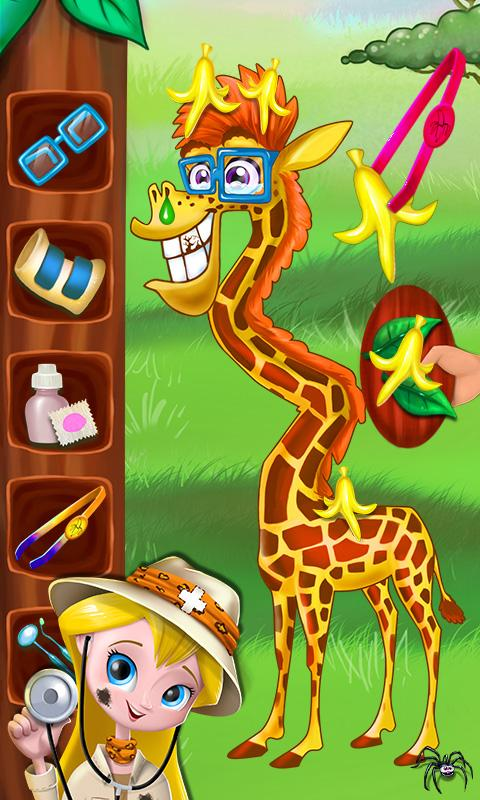 Screenshot Jungle Doctor X Adventure APK