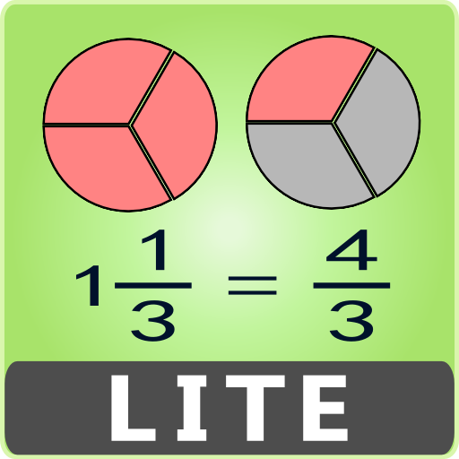 Simply Fractions 2 (Lite)