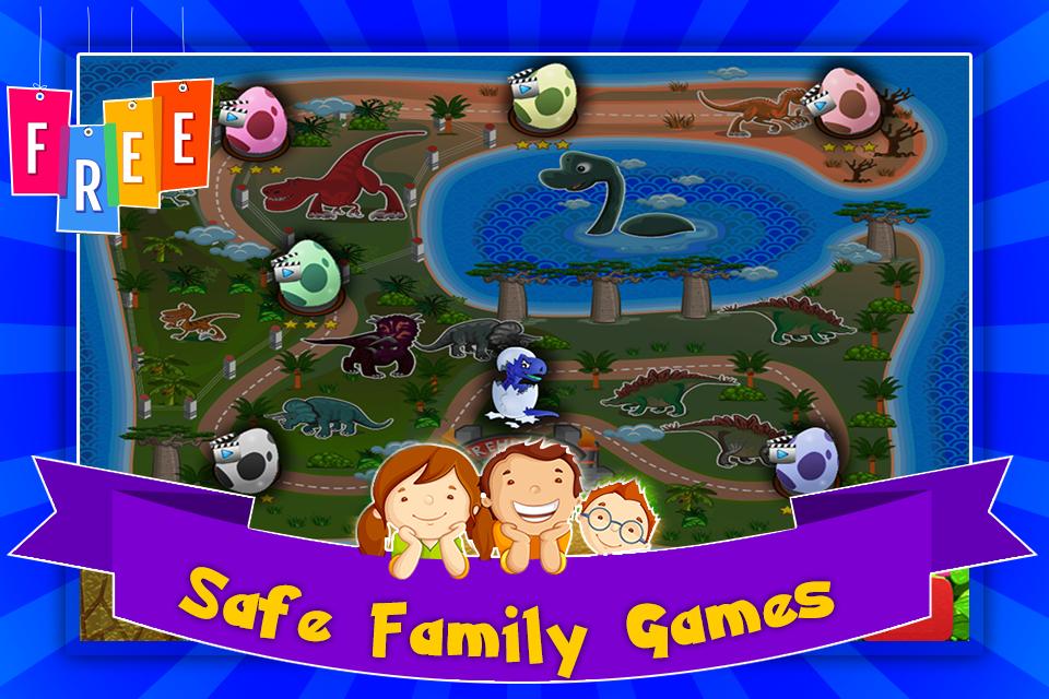 Screenshot Dinosaur Egg : Puzzle APK