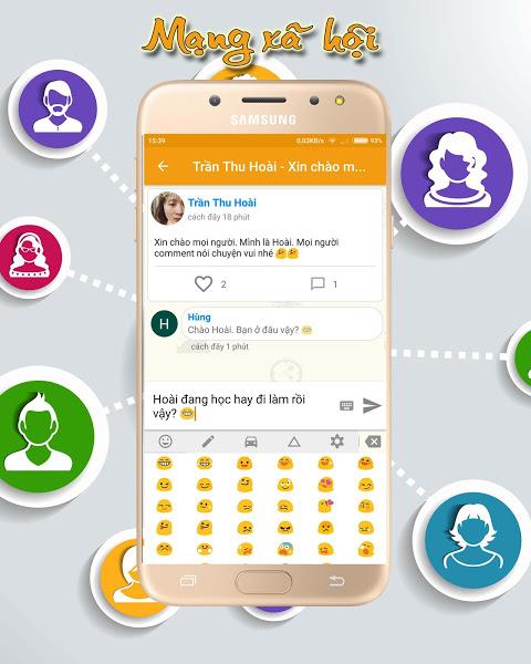 Screenshot Chat với người lạ Việt Nam APK