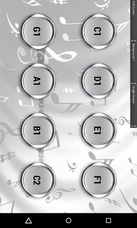 Screenshot Virtual Clarinet APK