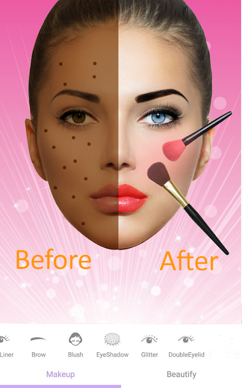 Screenshot Girl Makeup Beauty Box :Best Makeup Beauty APK