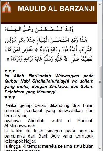 Kitab Al Barzanji Dan Terjemahannya Pdf Free __HOT__ e4b2b44818dd0b8e2988927243865523_screen