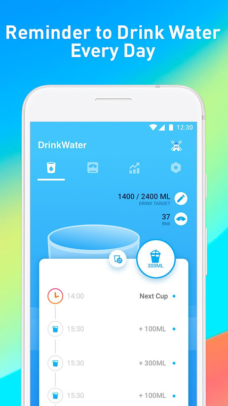 Drink Water Reminder – Water Diet Tracker & Alarm The App Store