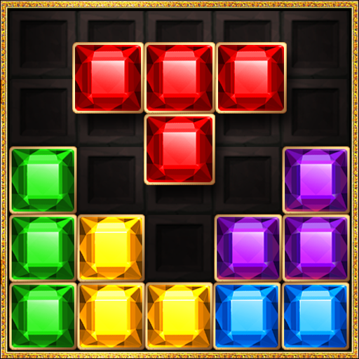 Block Quest : Jewel Puzzle