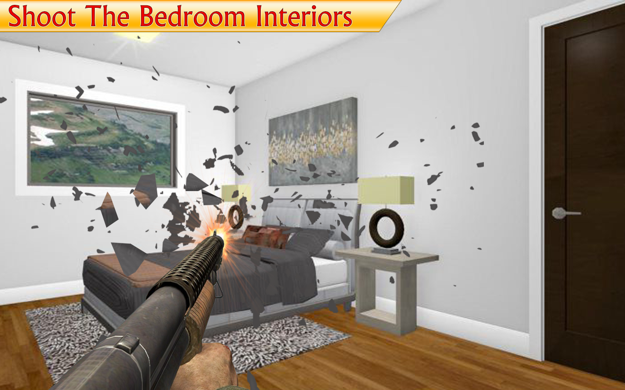 Destroy the House Interiors Smash The App Store android Code Lads