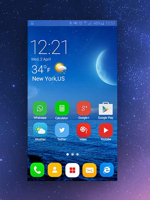 Theme Launcher for Oppo A57 Download | The App Store