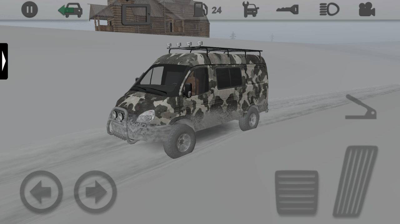 Screenshot Russian SUV APK