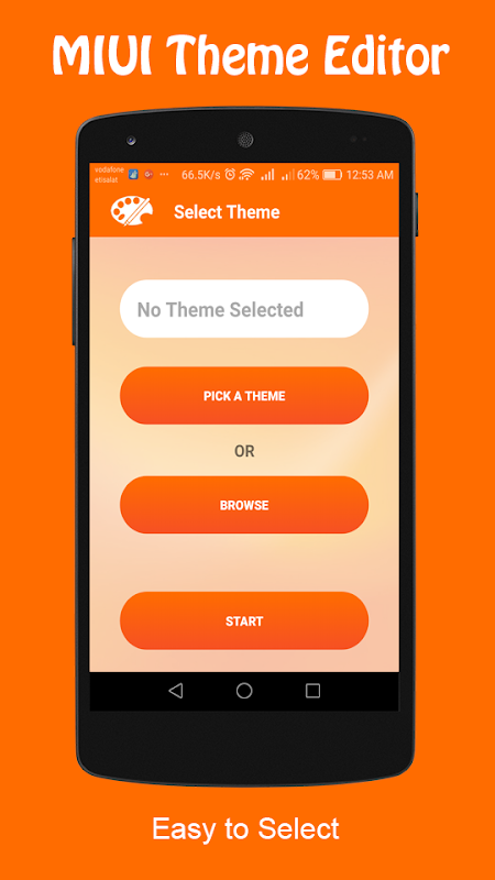 Theme Editor For MIUI The App Store android Code Lads