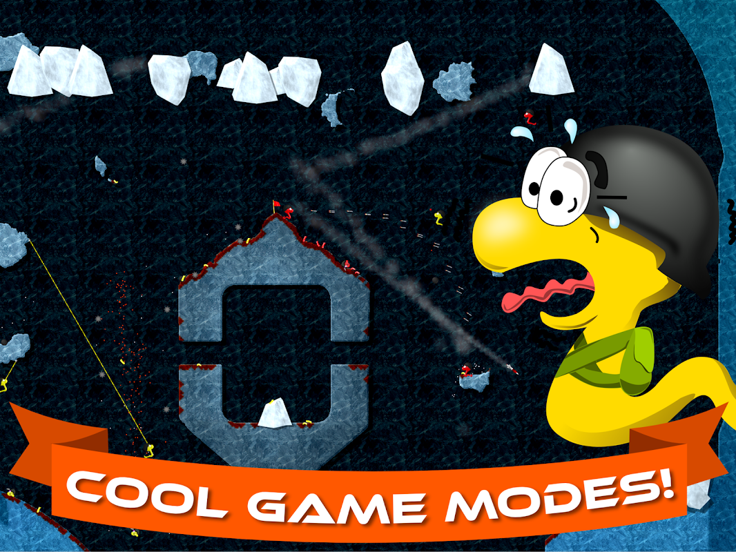Screenshot Annelids: Online battle APK