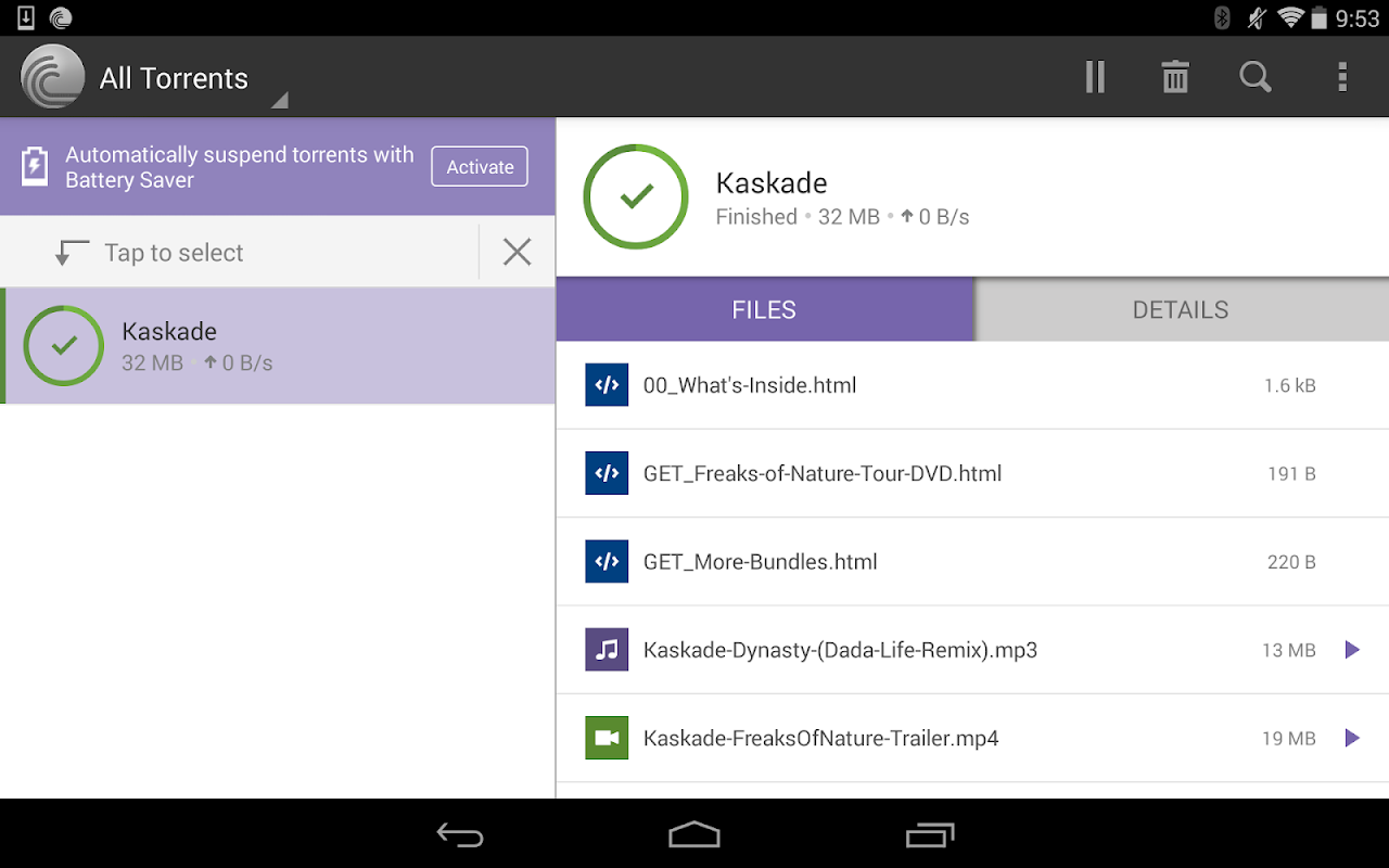 BitTorrent® Pro - Official Torrent Download App The App Store android Code Lads