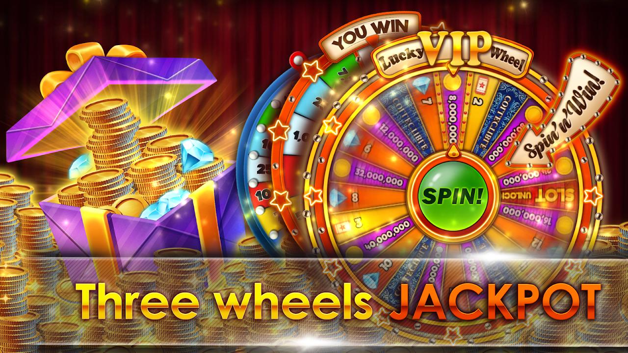 Screenshot Best slot machines free 2018 excited casino games! APK
