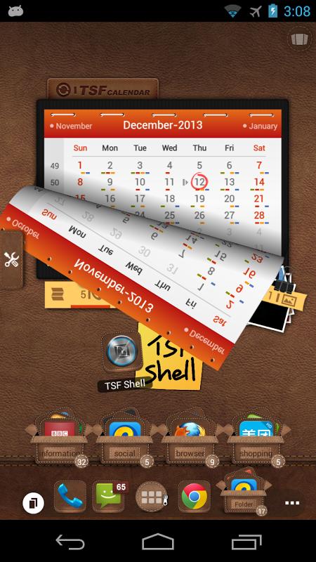 calendario The App Store android Code Lads