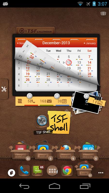 calendario The App Store
