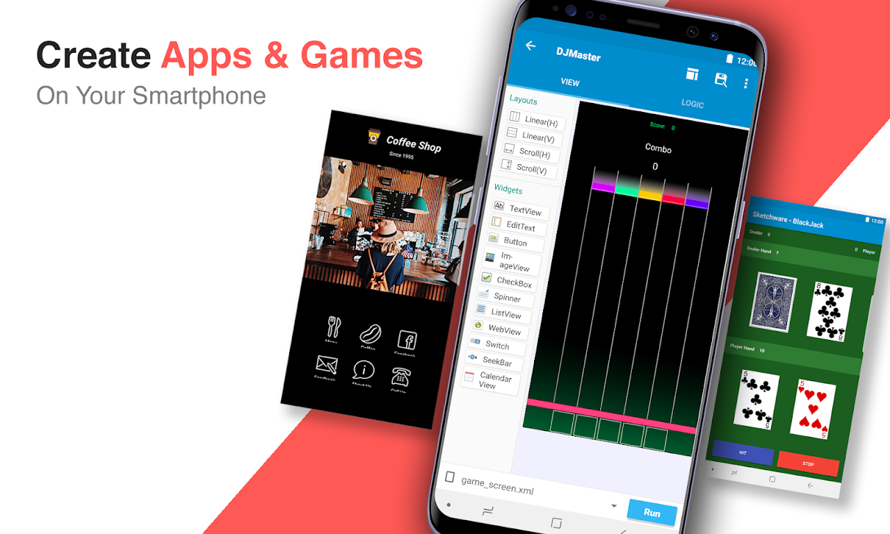Screenshot CREATE YOUR OWN APPS APK