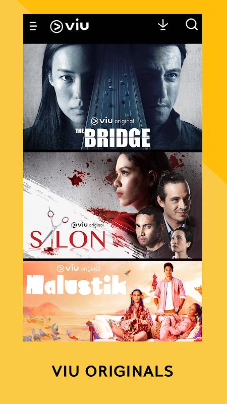 Viu - Korean Dramas, TV Shows, Movies & more The App Store
