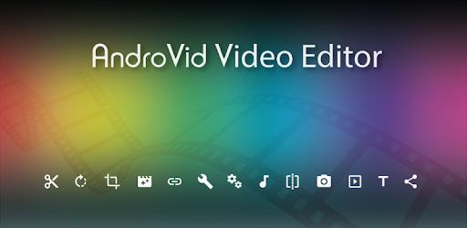 AndroVid - Video Editor, Video Maker, Photo Editor